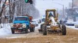 В Оргееве уборка снега будет вестись всю ночь