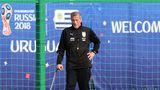 Тренер сборной Уругвая: в матче с Россией надо выиграть или умереть