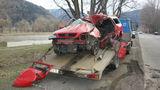 ხაშური-ბორჯომის ცენტრალურ მაგისტრალზე ავარიას მამა-შვილი ემსხვერპლა