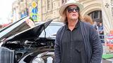 ГУМ-Авторалли: звезды кино и телевидения пересели на ретро-автомобили