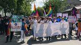 В Кишиневе прошел марш солидарности ЛГБТ-сообщества