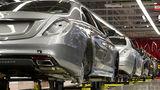 Daimler отзовет миллион автомобилей из-за проблем с подушками безопасности