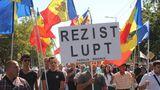 Sinteza protestului în imagini: Luați-vă mixtul, dați-ne miliardul