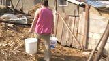 Проект ApaSan: Жители Карпинен района Хынчешть подключены к водопроводу