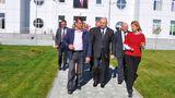 Prima apariție publică a fostului președinte Nicolae Timofti