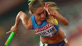 Двух лидеров сборной Украины по легкой атлетике поймали на допинге