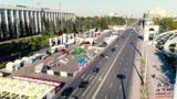 Состоялось официальное открытие спортивного городка на ПВНС