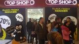 Reduceri până la -70% la Top Shop, doar de Black Friday! ®