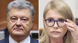 СМИ: Выбор украинцев ограничен – Порошенко или Тимошенко