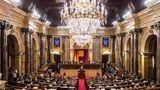CC spaniolă suspendă declaraţia de independenţă a Cataloniei