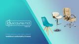 Подберите себе идеальный стул в шоу-руме Scaune.md ®