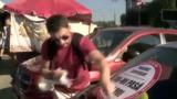 Активисты «СтопХам» преподали очередной урок автомобилистам
