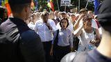 Санду признает, что на протесты приходят все меньше граждан