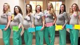 В США одновременно забеременели девять медсестер одной больницы