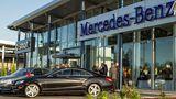 Mercedes остается крупнейшим производителем люксовых авто в мире