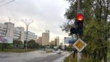 """На некоторых столичных перекрестках разрешили двигаться """"прямо"""" на красный"""