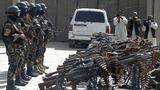 Продажи оружия и военной техники выросли в 2016 году во всем мире