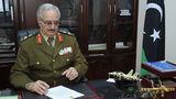 Хафтар заявил Макрону, что в Ливии пока нет условий для перемирия