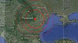 В Румынии за два часа произошло два землетрясения