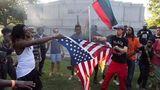 По столице Гаити прокатилась волна протестов