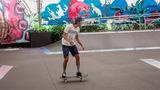 """Скейтпарк в парке """"Долина роз"""" откроют 1 июня"""