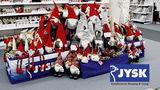 Рождественский и новогодний ассортимент в торговой сети JYSK ®