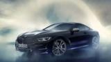 BMW украсила новую «восьмерку» кусочками метеорита