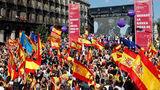 Preşedinta Parlamentului Catalan a ieşit din închisoare pe cauţiune