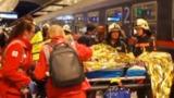 В Зальцбурге при столкновении поездов пострадали более 50 человек