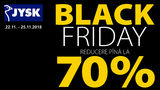 JYSK: Black Friday - скидки до 70% ®