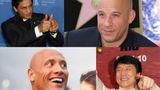 11 ყველაზე მაღალანაზღაურებადი მსახიობი 2017 წელს (ფოტოკოლაჟი)