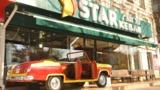 Новое украшение нашей столицы - легендарный ретроавтомобиль! ®