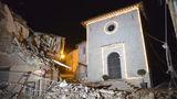 Власти Италии сообщили об одном умершем при землетрясении