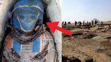 """Археологи обнаружили мумию """"инопланетянина"""" в Египте"""