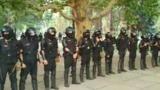 Протестующих в центре Кишинева эвакуировали по приказу Руслана Кодряну