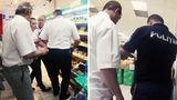 На активистов движения СтопХам напала охрана столичного супермаркета