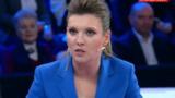 Скабеева устроила перепалку с украинской журналисткой