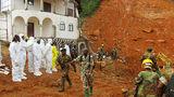 ООН работает во Сьерра-Леоне, с тем невыгодный дать возможность вспышек болезней