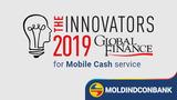 Moldindconbank признан самым инновационным банком в Молдове ®