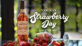 Château Vartely откроет свои двери для гостей Strawberryday ®