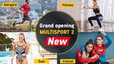 Multisport: Открытие второго спортивного магазина ®