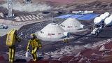 NASA проводит конкурс технологий 3D-печати жилищ на других планетах