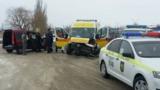 В воскресной аварии со скорой пострадали 4 человека