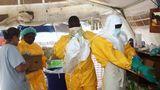 В Конго число погибших из-за вируса Эболы превысило 1200 человек