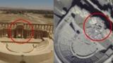 Минобороны РФ показало взорванные памятники Пальмиры