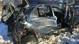 ДТП в Единцах: пассажир госпитализирован, а водитель погиб на месте
