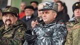 В Тирасполе отметили День защитника Отечества, Смирнов появился на публике