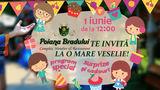 Детский праздник в Poiana Bradului! ®