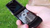 """Motorola планирует возродить легендарную """"раскладушку"""" RAZR V3 в феврале"""