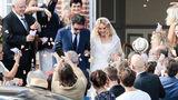 Ванесса Паради вышла замуж